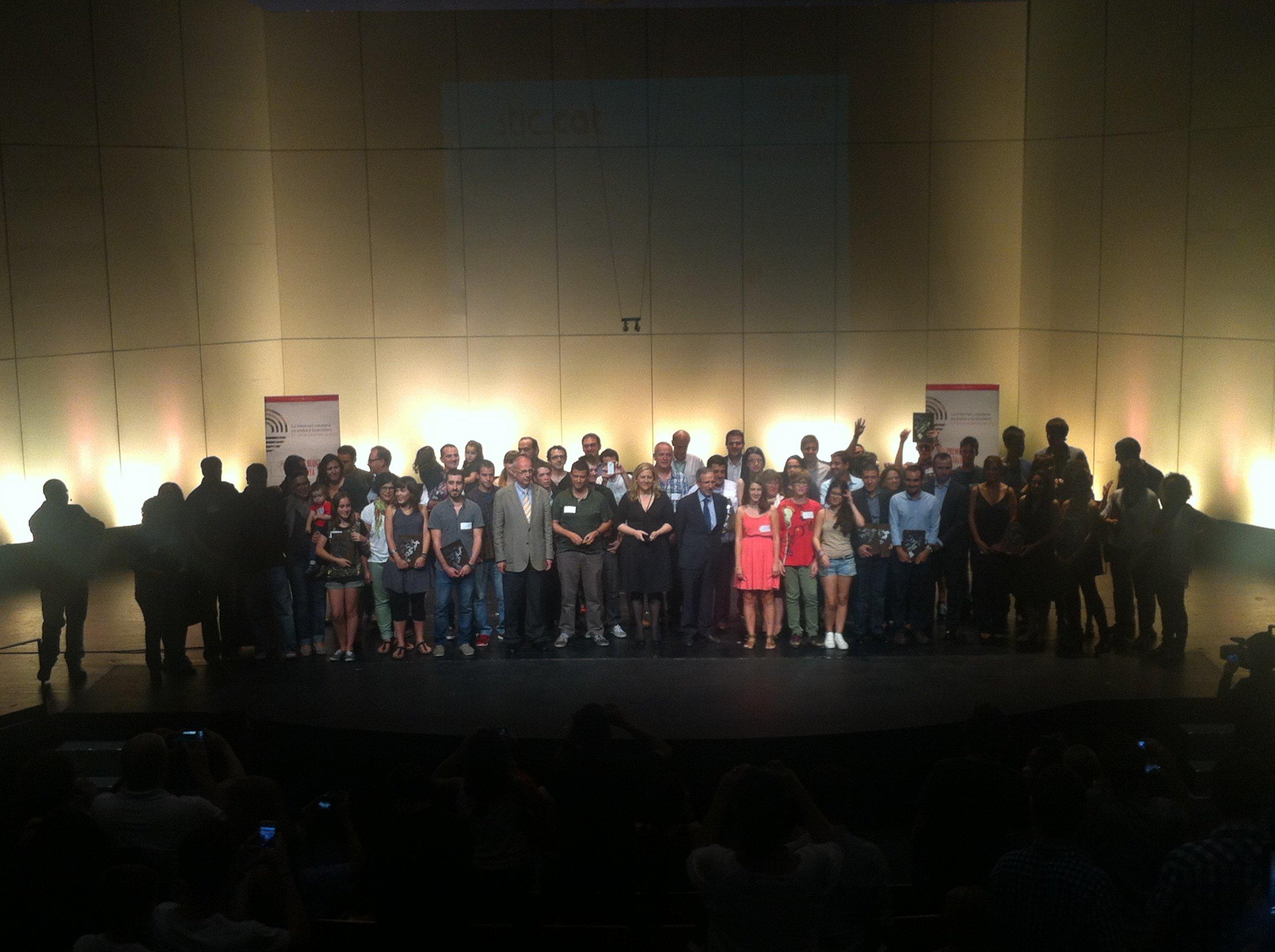 Guanyador als Premis Blogs Catalunya 2013!!