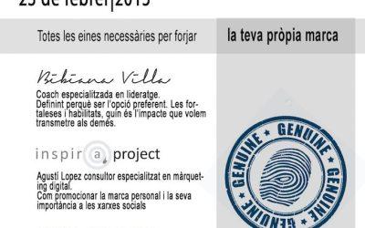 Love your brand – workshop sobre marca personal a Tarragona