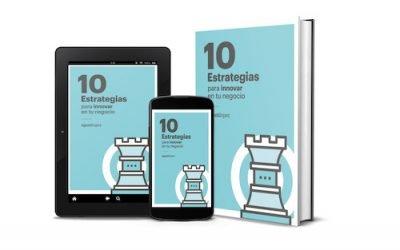 Nuevo e-book: 10 estrategias para innovar en tu negocio